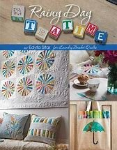 Rainy Day Teatime by Edyta Sitar for Laundry Basket Quilts Book - 11329