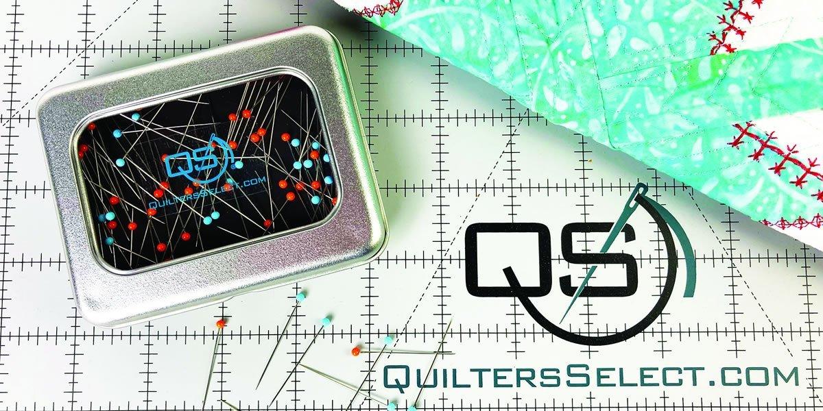 QUILTERS SELECT PIN TIN - QS-PINTIN