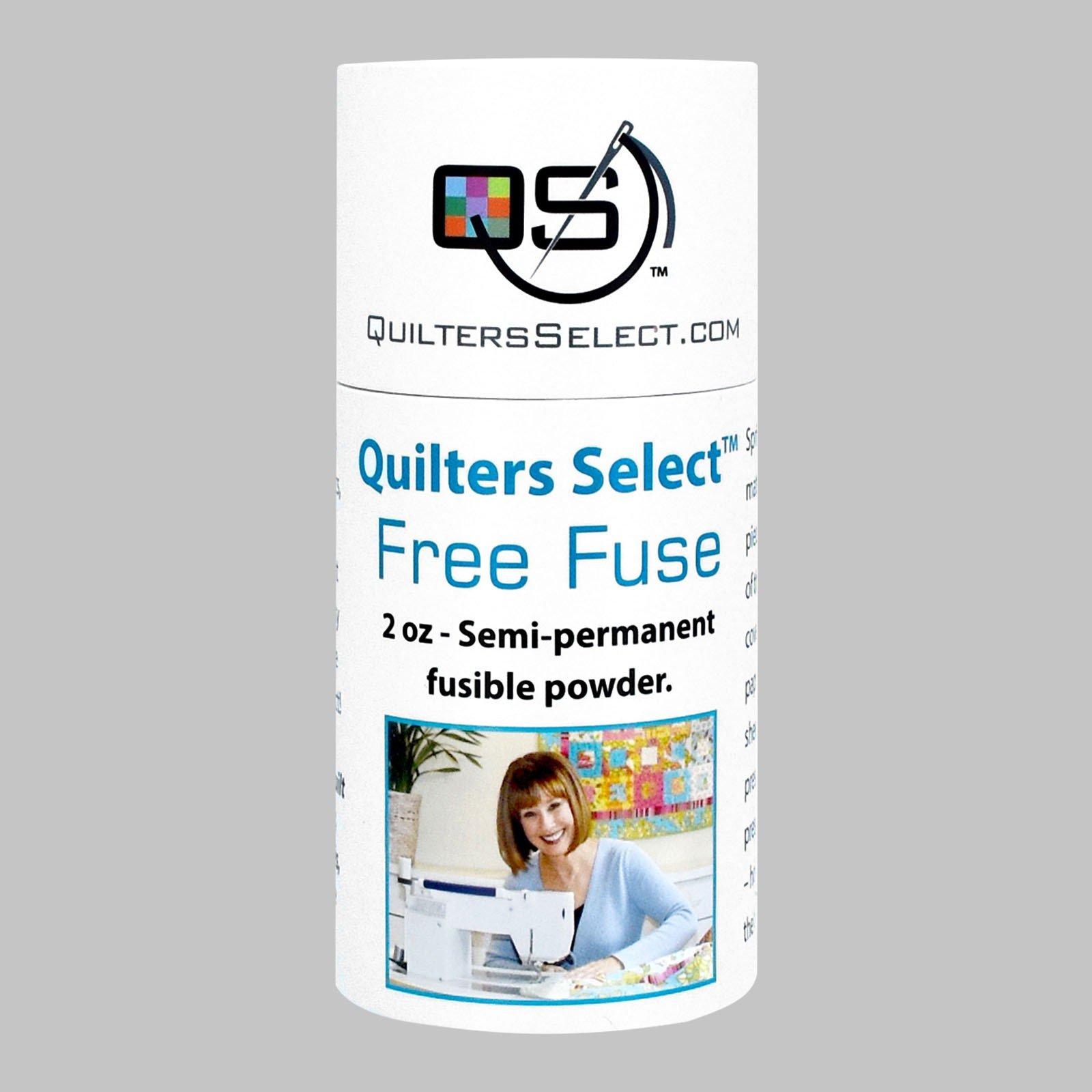 Quilters Select Free Fuse 2oz Sprinkler - QSEQS-FF2OZ