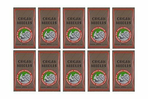 Brother by Organ Embroidery Needles Size 75/11 100pk - SAEMB7511