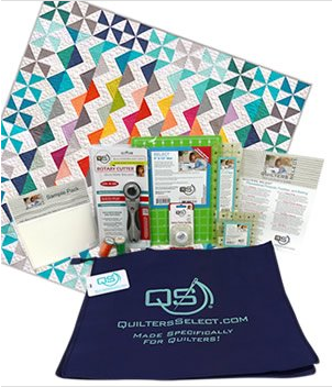 Quilters Select Anniversary tote bundle