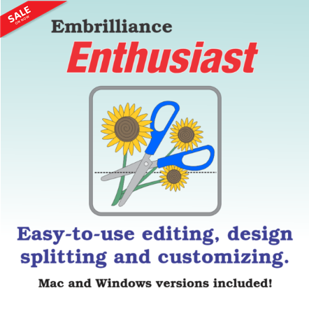 Embrilliance Enthusiast Software - BLI-EHF10