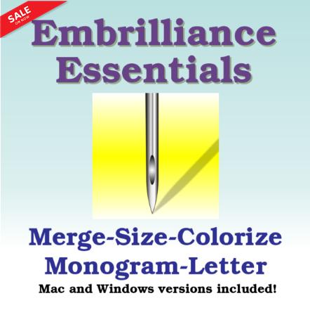 Embrilliance Essentials Software - BLI-EE10
