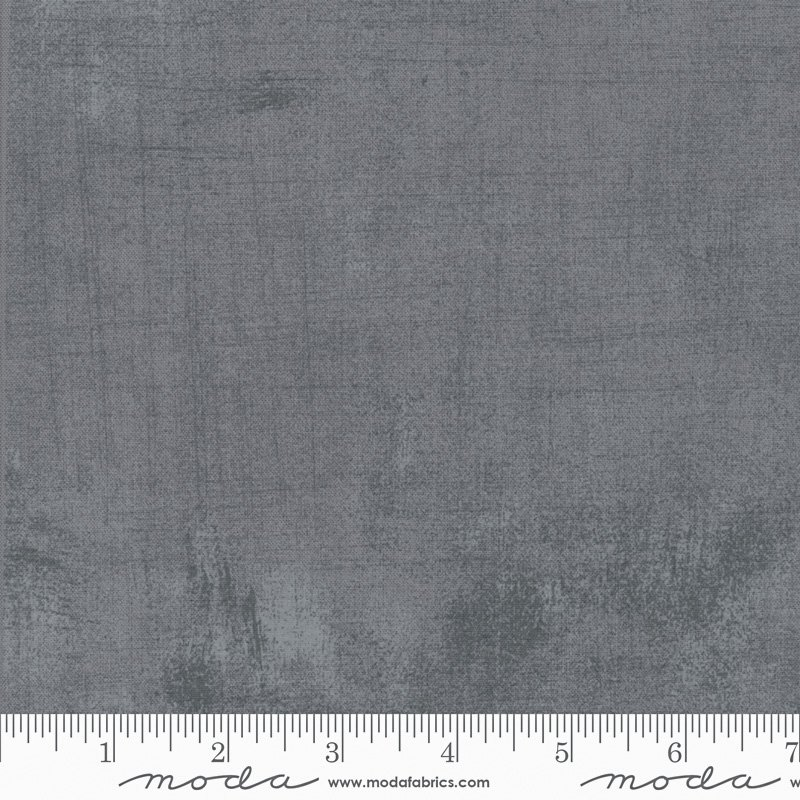 108 Grunge Wide Quilt Backing by Basic Grey for Moda 11108 400 - Smoke