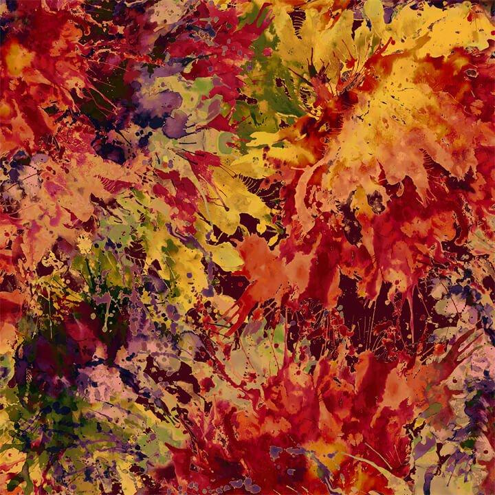 108 Splash Wide Quilt Backing by Color Principle for Henry Glass - Primitive