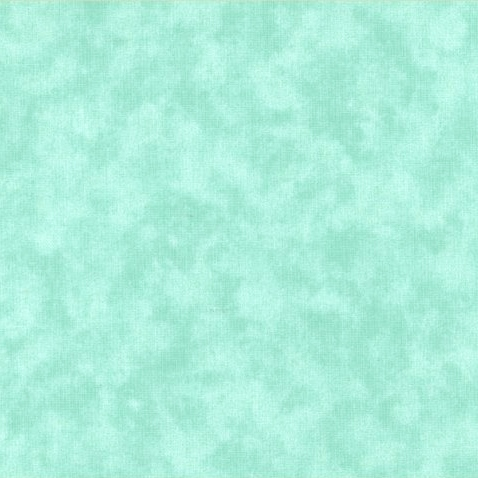 1+1/2 Yard Remnant of 108 Value Collection Marbled Wide Quilt Backing - Tame Teal
