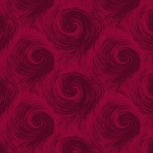 108 Breezy Wide Quilt Backing by Henry Glass Fabrics - Red