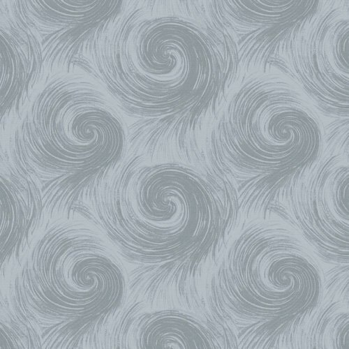 108 Breezy Wide Quilt Backing by Henry Glass Fabrics - Gray