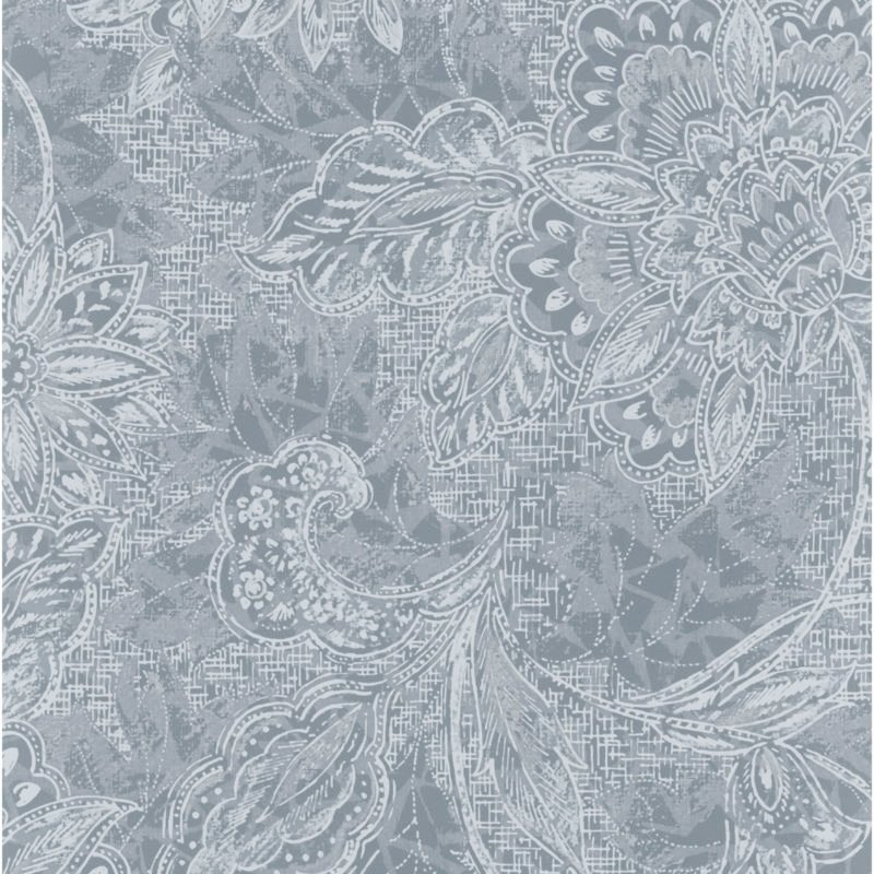 116/118 Shadows Wide Quilt Backing by Oasis Fabrics - Silver