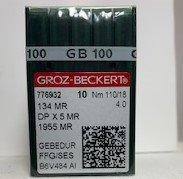 Groz-Beckert Needles 100 pk S18