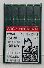 Groz-Beckert Needles 10 pk  S19