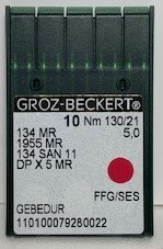 Groz-Beckert Needles 10 pk  S21