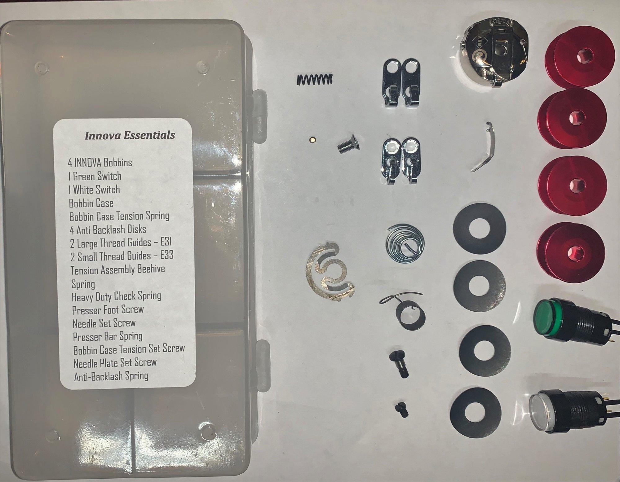 Innova Essentials Small Parts Starter Kit