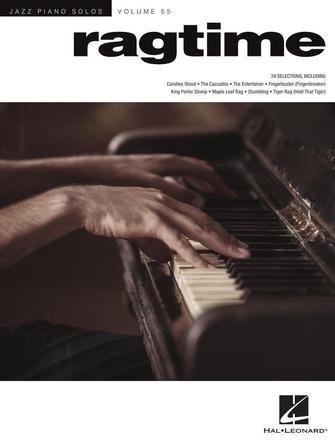 RAGTIME Jazz Piano Solos Series Volume 55