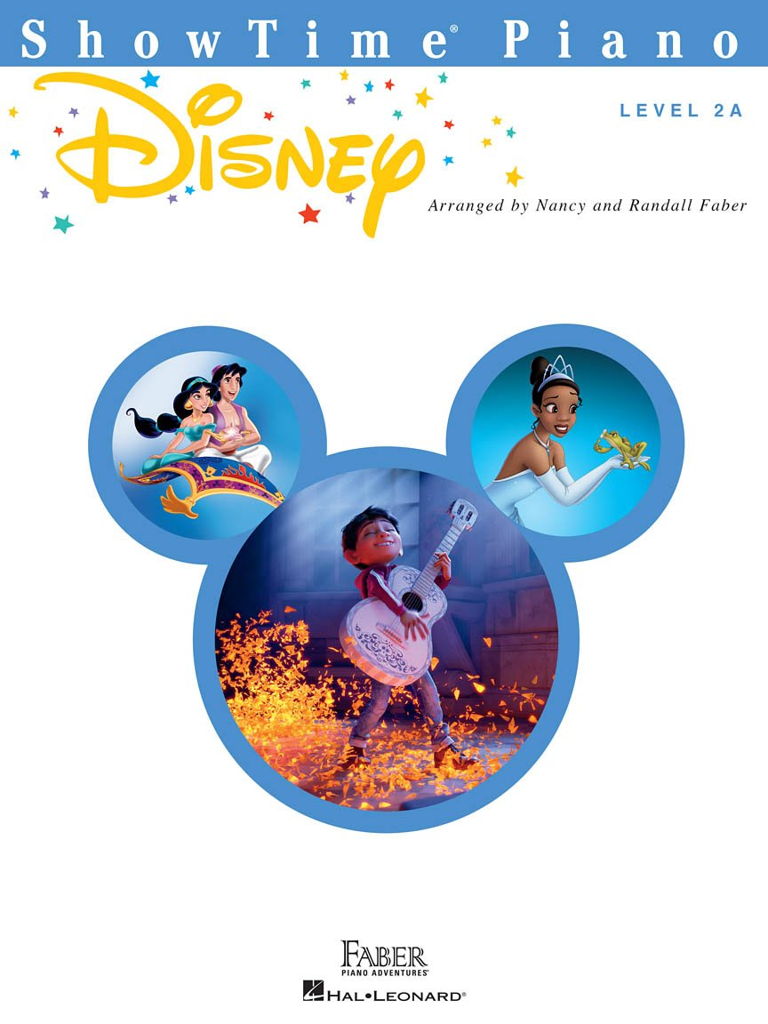 Faber ShowTIme Disney- 2A