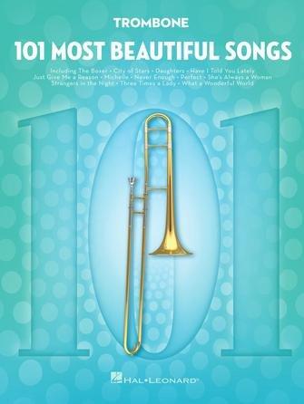 101 Most Beautiful Songs - Trombone