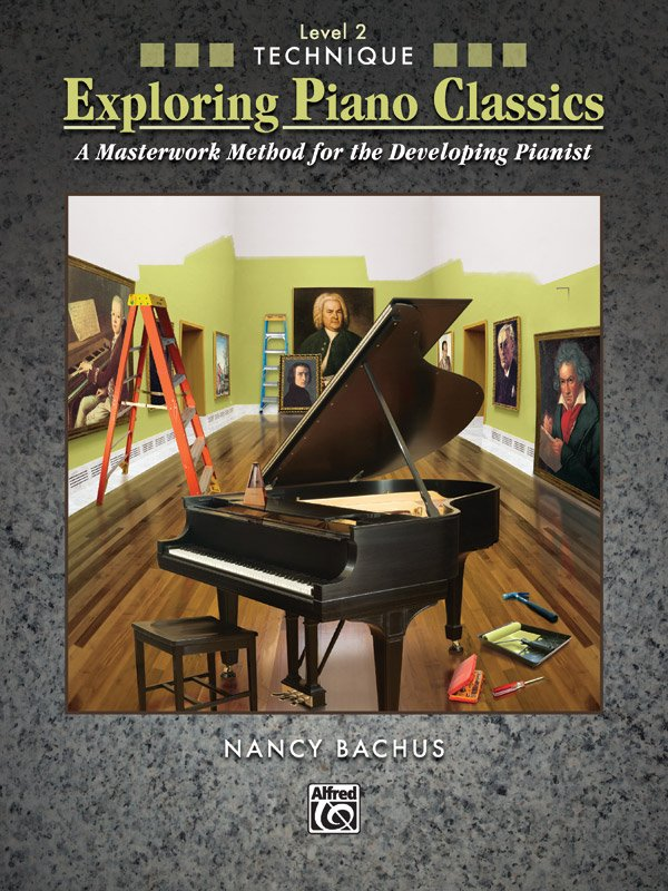 Exploring Piano Classics Technique, Level 2