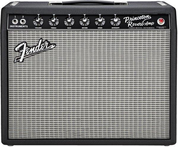 Fender '65 Princeton Reverb 15-watt 1x10 Tube Combo Amp