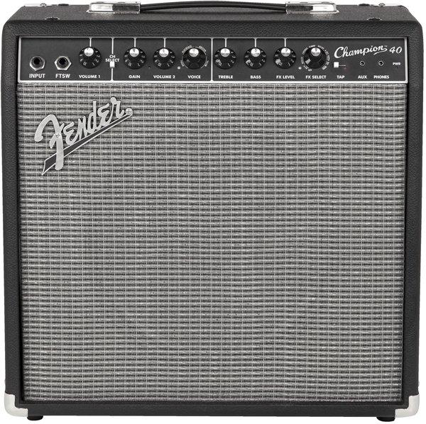Fender Champion 40 - 40-watt 1x12 Combo Amp