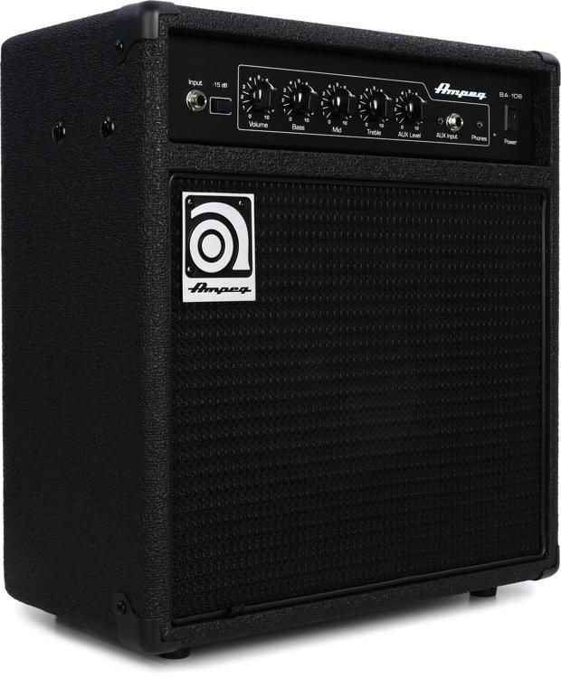 Ampeg BA-108v2 1x8 20-watt Bass Combo Amp