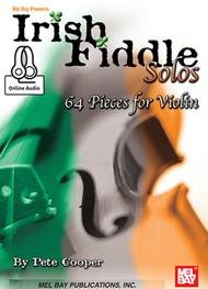 Irish Fiddle Solos 64 Pieces for Violin By Peter Cooper