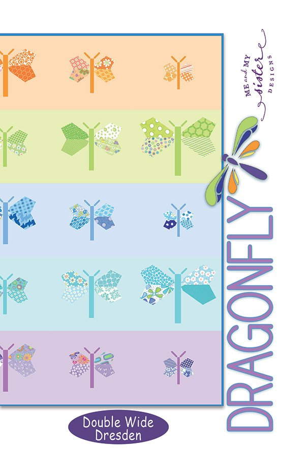Dragonfly Pattern - Me & My Sister Designs