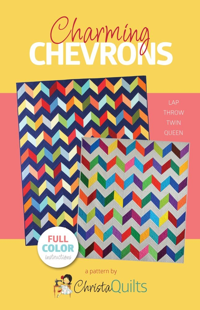 Charming Chevrons Quilt Pattern