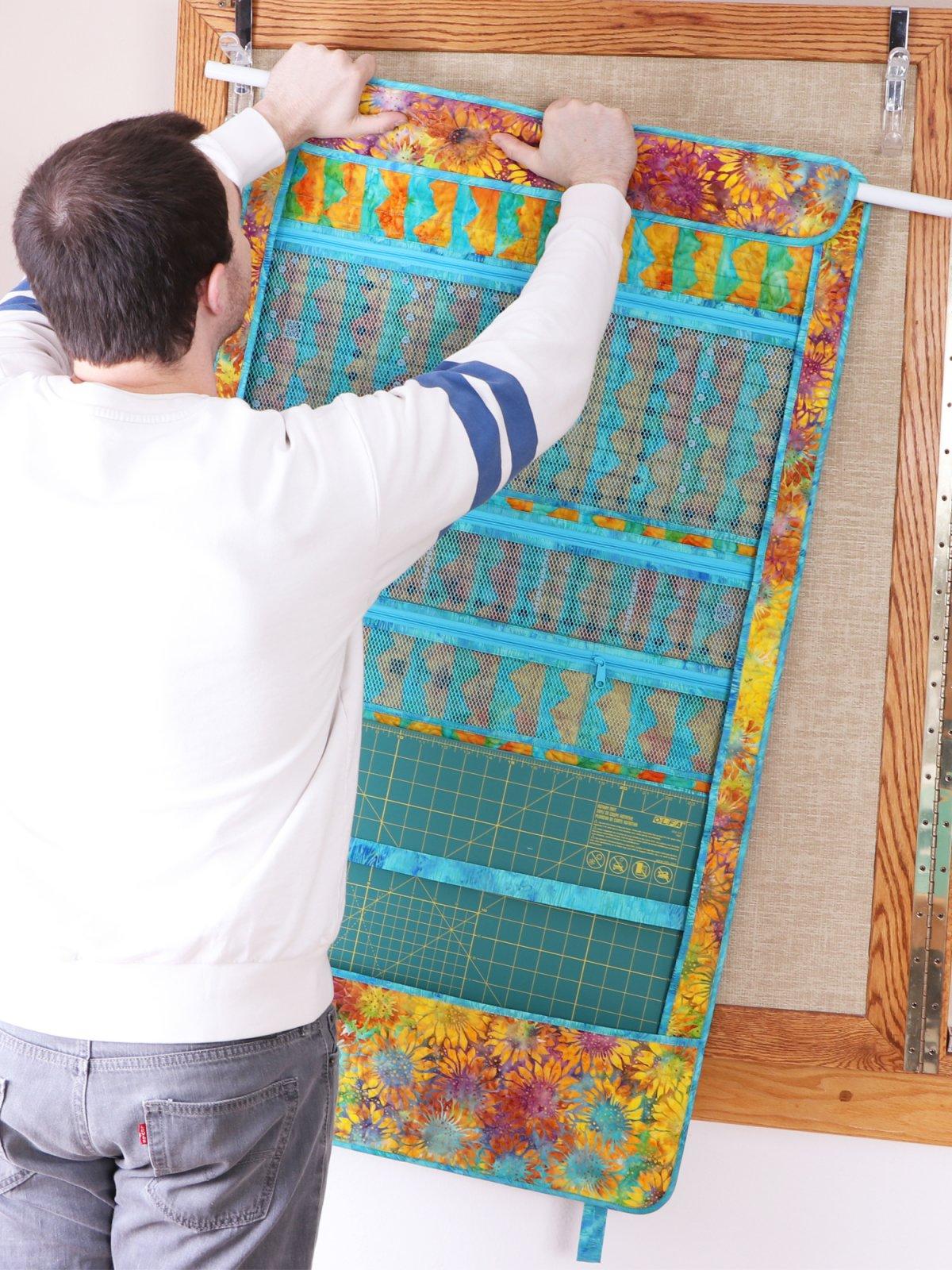 Ruler Wrap Pattern