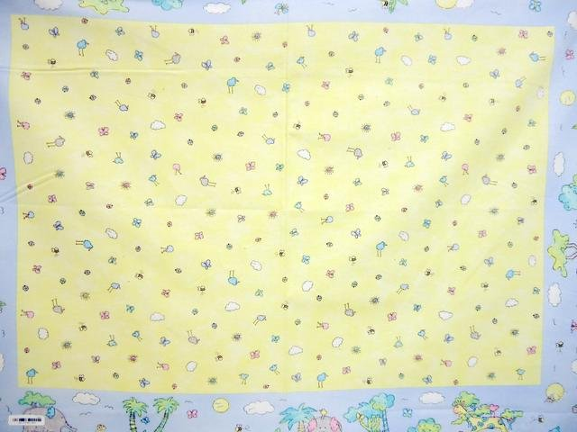 Two By Two Flannel Panel | Cheri Strole for Choice Fabrics / SKU# ZD-73761-001