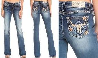 Chloe Southwest Boot Cut Jean