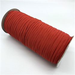 3mm Red Elastic (By the meter)