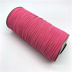 3mm Pink Elastic (By the meter)