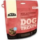 Acana Dog Treats Singles - Beef & Pumpkin Formula 3.25oz