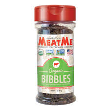 MeatMe Bibbles Beef Toppers 3oz