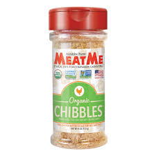 MeatMe Chibbles Chicken Toppers 4oz
