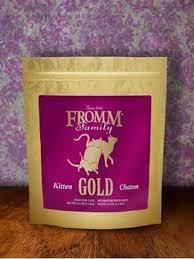 Fromm Kitten Gold 2.5lb