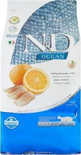 Farmina N&D Ocean Herring and Orange Recipe 3.3lbs