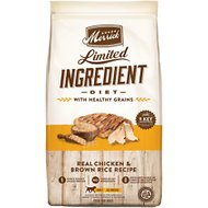 Merrick Limited Ingredient Diet Dog Food - Real Chicken & Brown Rice 22lbs