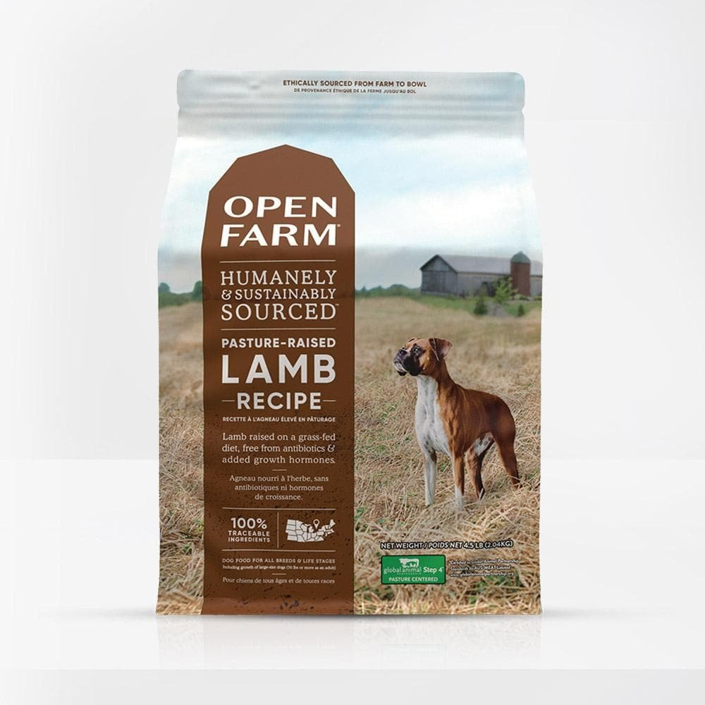 Open Farm Pasture Raised Lamb 4.5lb