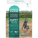 Open Farm Puppy Recipe 4lb - Chicken Wild Caught Salmon 4.5lbs