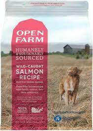 Open Farm Wild Caught Salmon 4.5lbs