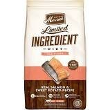 Merrick Limited Ingredient Dog Food - Salmon and Sweet Potato 22lbs
