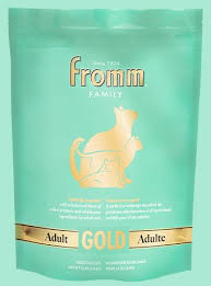 Fromm Adult Gold Cat 4lb -Chicken
