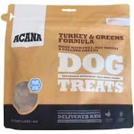 Acana Dog Treats Singles - Turkey & Greens Formula 3.25oz