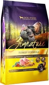 Zignature Kibble - Turkey 13.5lbs