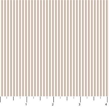 Serenity Taupe Stripe