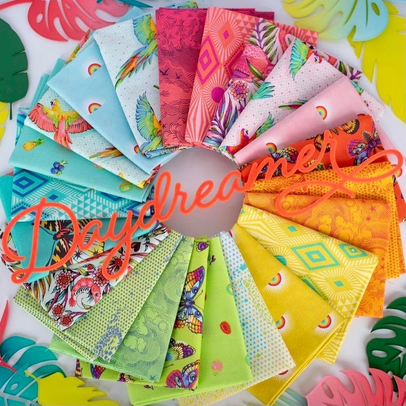 Pre-Order: Tula Pink - Daydreamer 1/2 Yard Bundle (22pc)