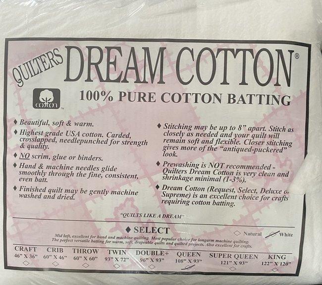 Dream Select - White Double