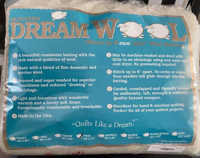 Dream Wool - Throw
