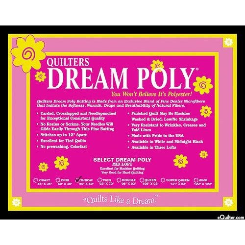 Dream Black Poly Select Twin